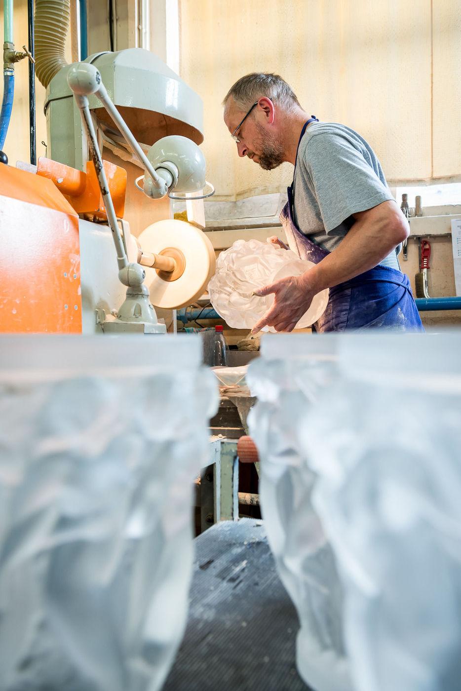 Wingen-sur-Moder (67) : Usine Lalique