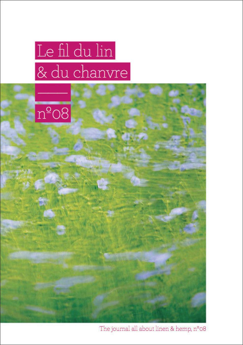 Magazine de la Confédération Européenne du Lin et du Chanvre (CELC) Janvier 2013 Photo : Sébastien Randé