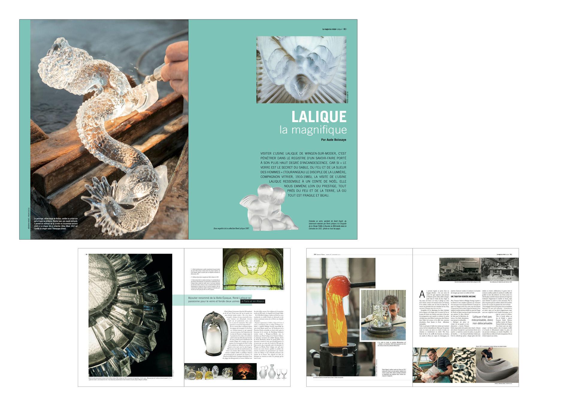 Saisons d'Alsace, Décembre 2012. Texte et photos : Aude Boissaye et Sébastien Randé / Studio Cui Cui