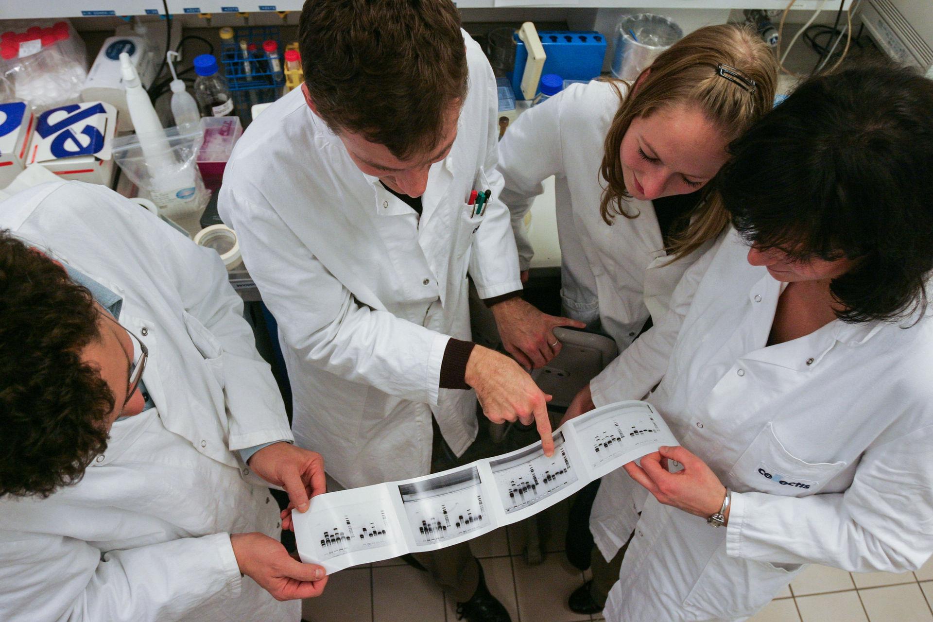 CELLECTIS (biotechnologies)